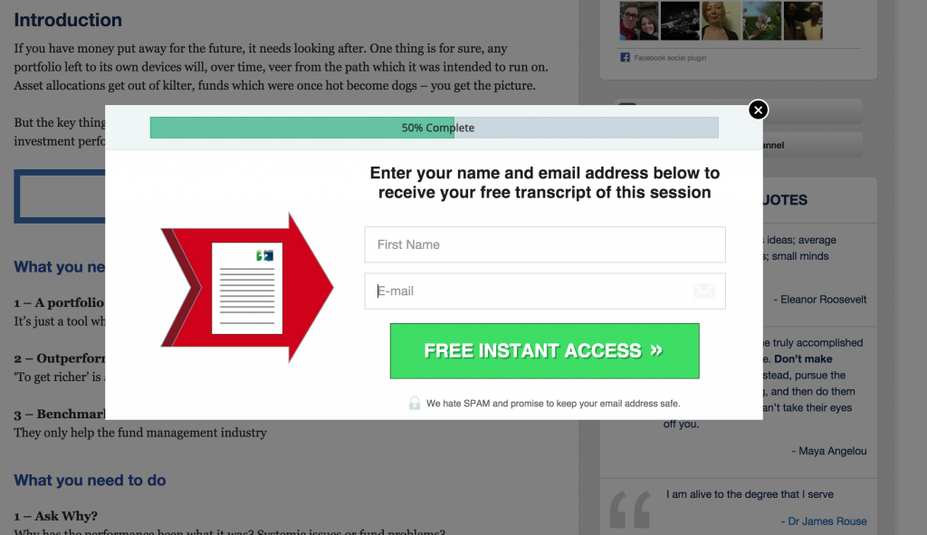 leadpages for content upgrades